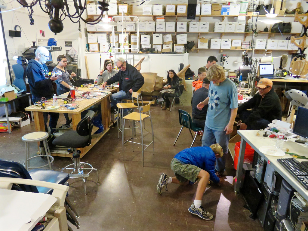 Setting up a Makerspace at Your School