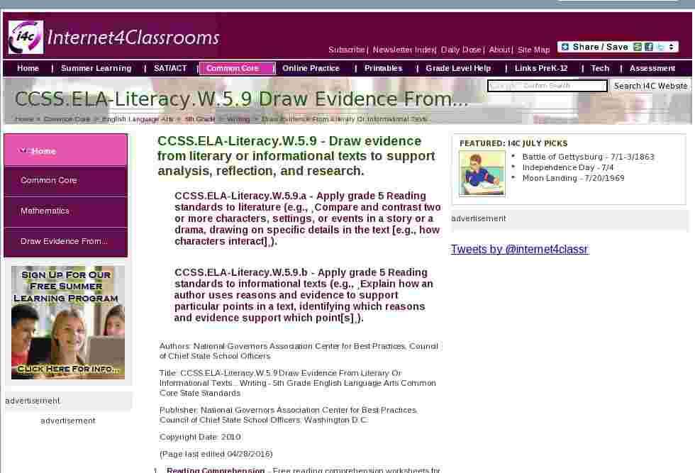 scholarly information literacy essay