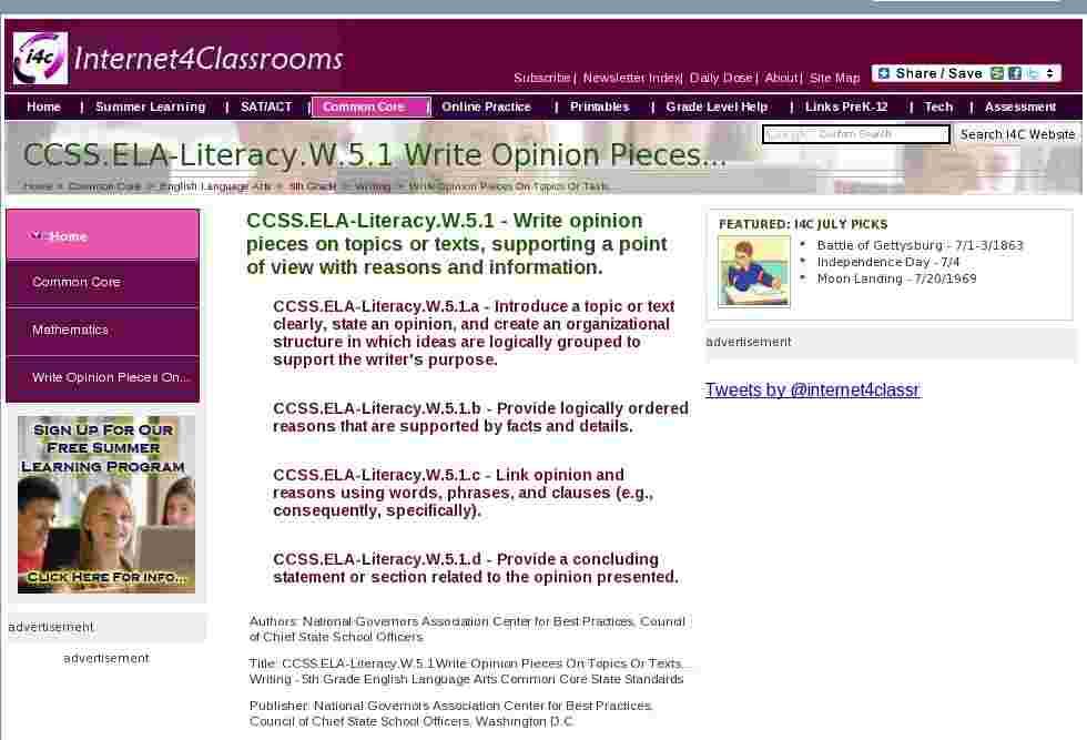 College Argumentative Essay Examples