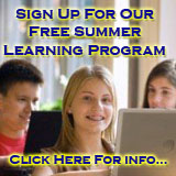 Click Here to sign up for our Free Summer Learning Program