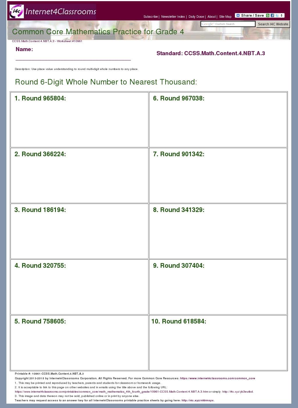Worksheet Grade 4 Math Online worksheet grade 4 math online mikyu free 4th practice ixl fourth for math