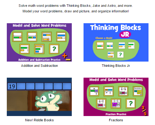 solving maths word problems
