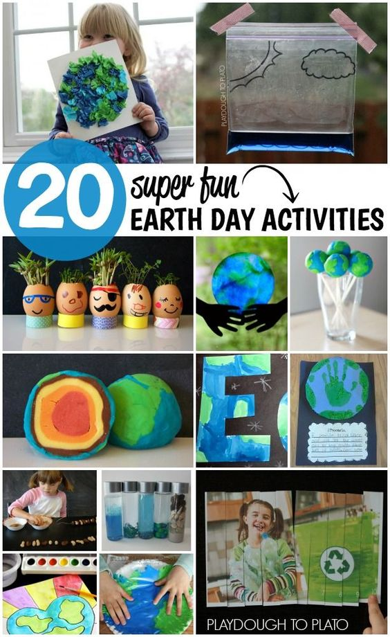 Earth Day at Internet 4 Classrooms