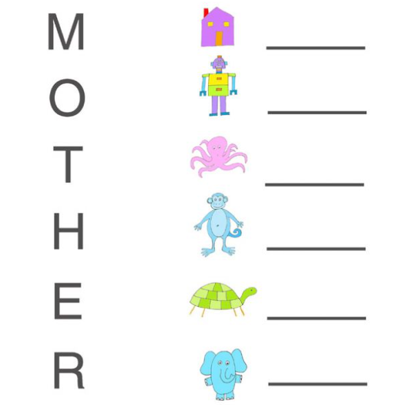 graphic relating to Mothers Day Printable Activities named Things to do for Moms Working day at World wide web 4 Clrooms