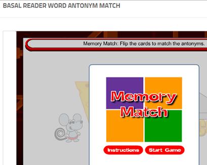 Eighth Grade Language Skill Builders Synonyms Antonyms Or Homonyms