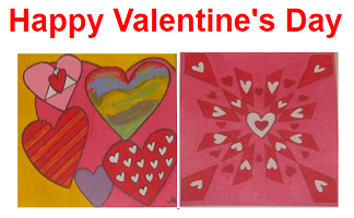 Art Projects For Vantine Day