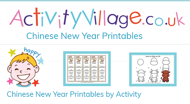 a huge collection of chinese new year printables are here at activity village including bookmarks writing pages printable crafts paper dolls games