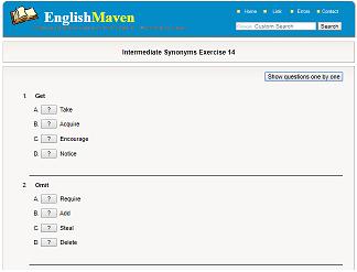Seventh Grade Language Skill Builders - Synonyms, Antonyms